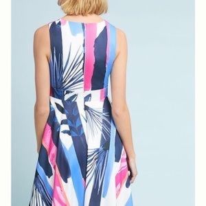 Anthropologie Dresses - NWT Hutch Tied Bow Front April Keyhole Dress Large